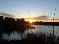 duddingston sunrise