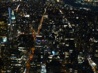 nighttime new york