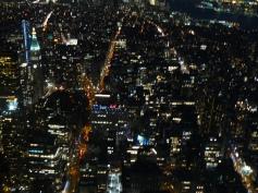nighttime new york