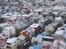 reykjavik colours