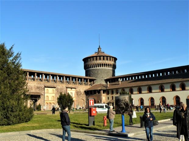 milan-castello