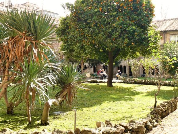 rome-chiesa-di-san-cosimato-garden