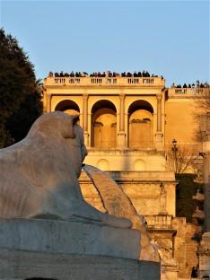 rome piazza del popolo