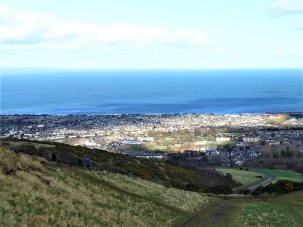 Edinburgh Arthurs seat 3