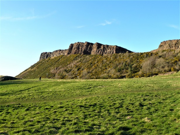 Edinburgh Crags
