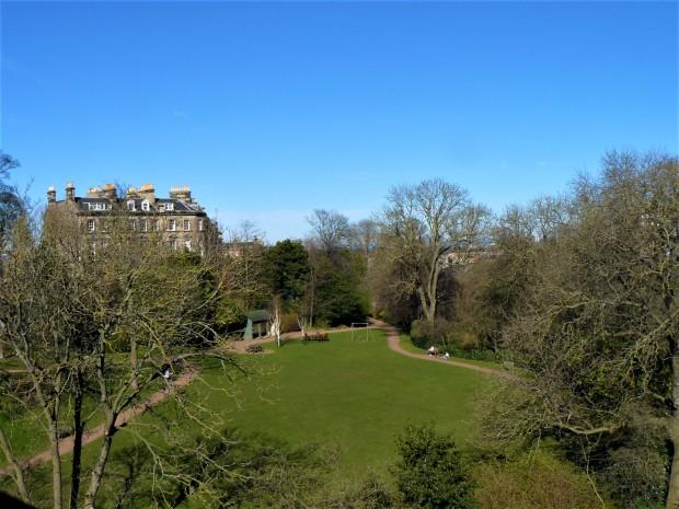 Edinburgh Dean Gardens