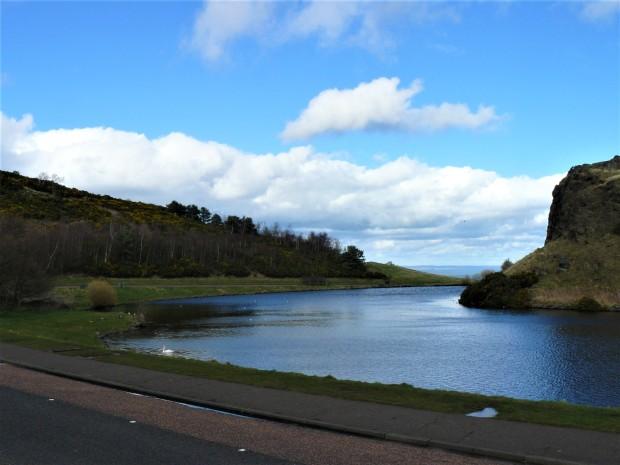 Edinburgh Dunsapie Loch 2