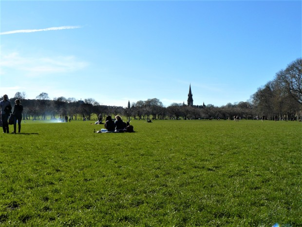 Edinburgh Meadows
