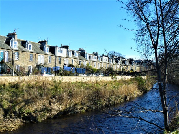 Edinburgh Stockbridge River