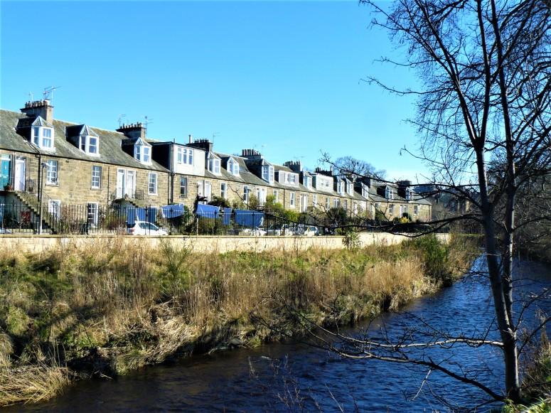Edinburgh Stockbridge River