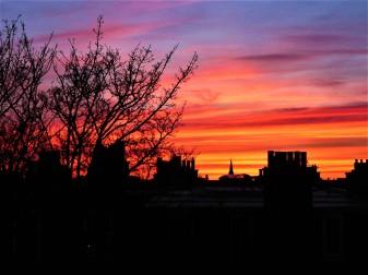 Edinburgh Sunset