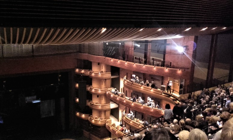 cardiff millenium theatre