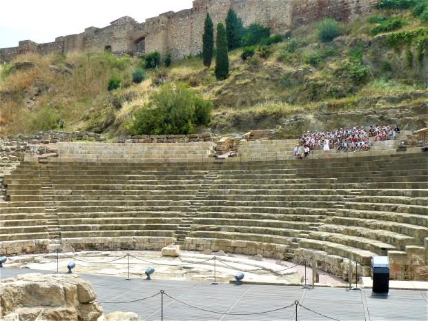 4 roman theatre