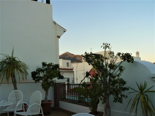 Easy Nerja Guesthouse terrace