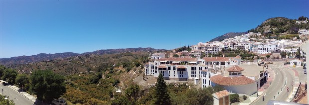 Frigliana Panorama