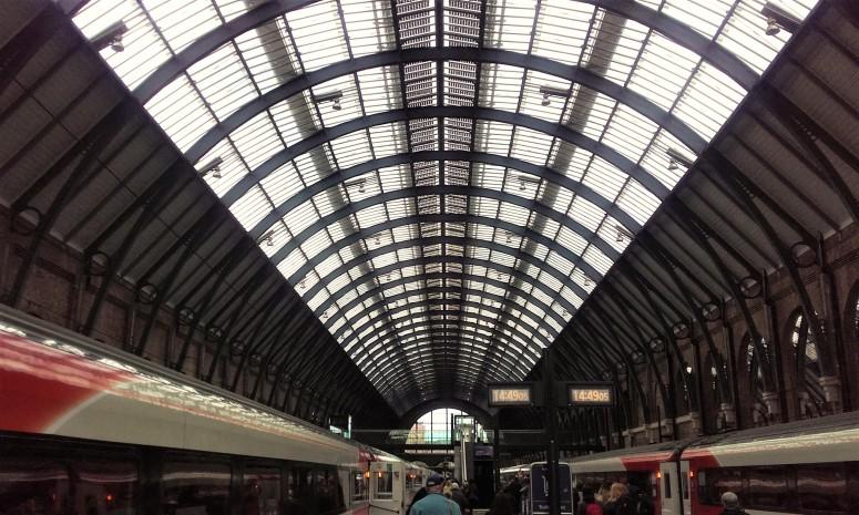 Kings Cross Train shed