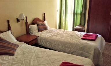 Nerja Azahar Hostel room