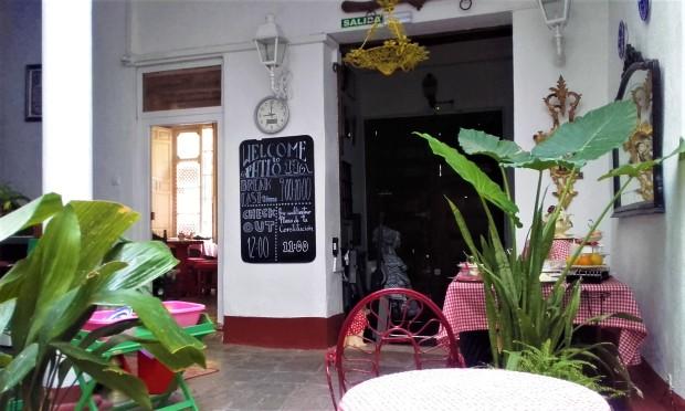 patio 19 malaga