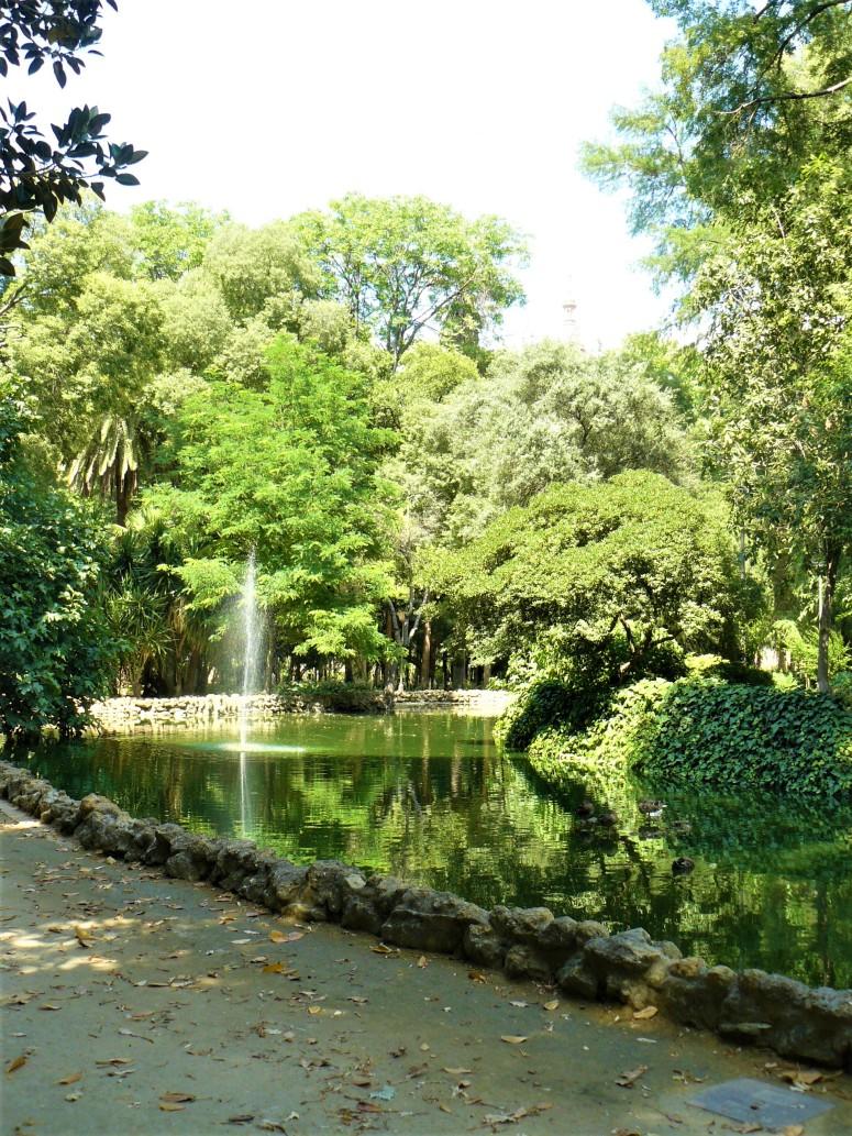 green sevilla park