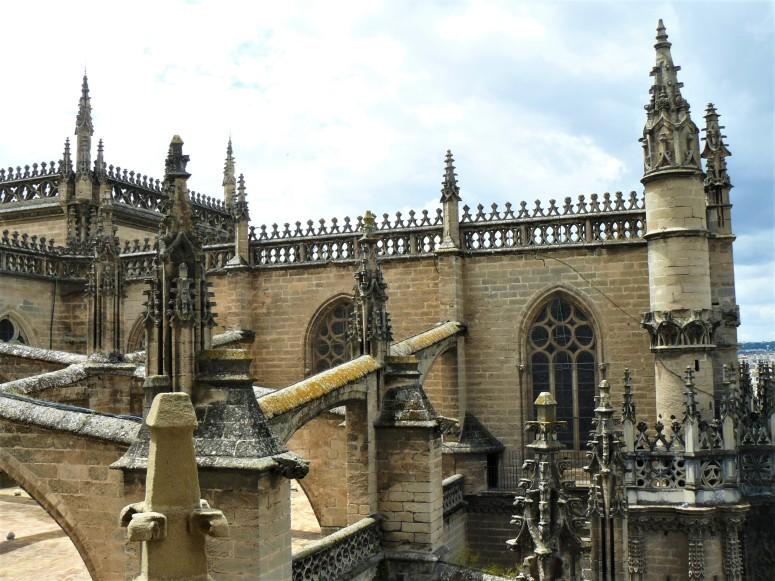 sevilla cathedral 1
