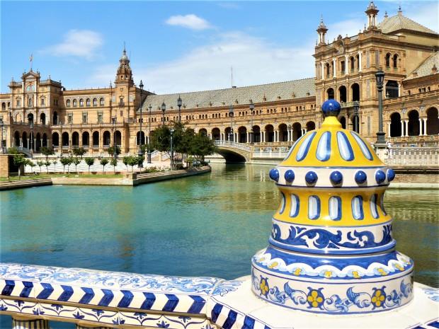 sevilla plaza de espana 1