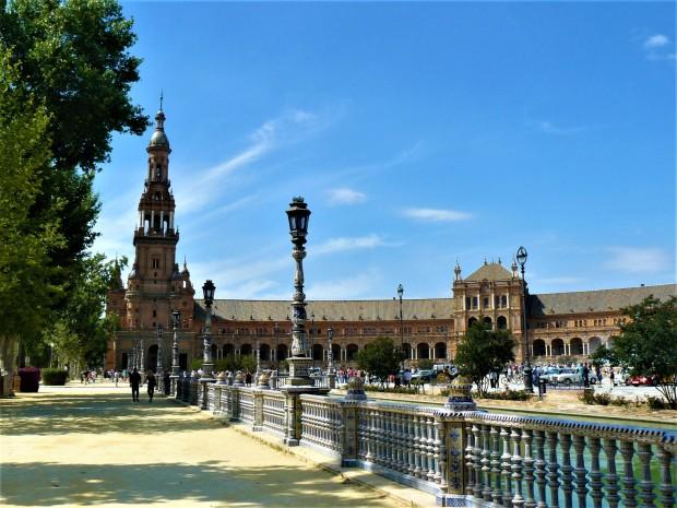 sevilla plaza de espana 2