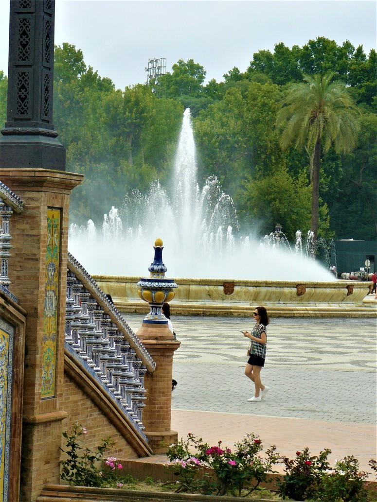 sevilla plaza de espana 5