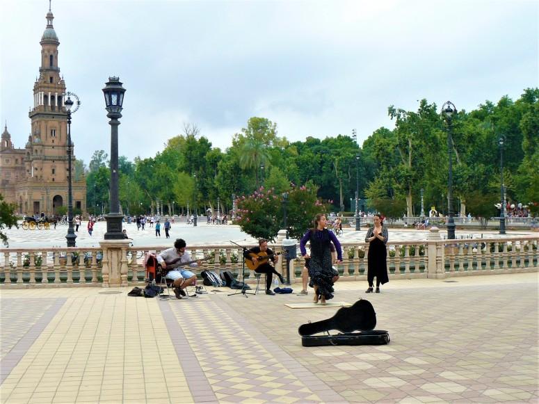 sevilla plaza de espana 6
