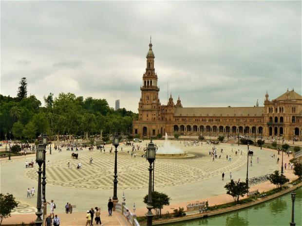 sevilla plaza de espana 7