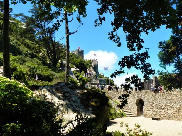 sintra castle 1