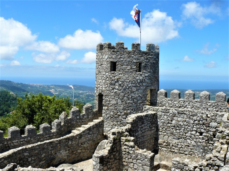 sintra castle 3