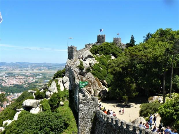 sintra castle 4