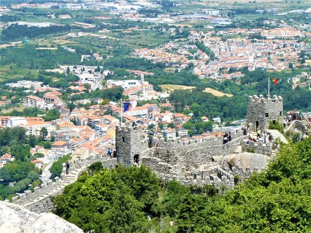 sintra castle 5