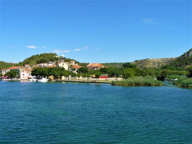 krka boat ride 1