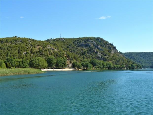 krka boat ride 2