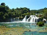 krka waterfall 1