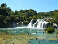 krka waterfall 1