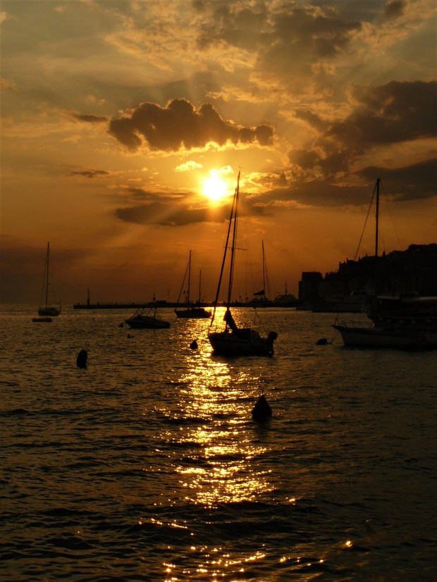 rovinj sunset 2
