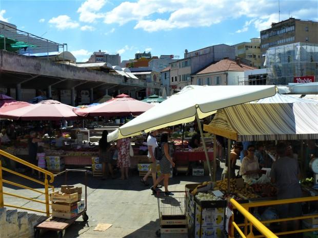 sibenik market