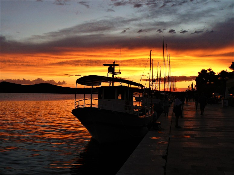 sibenik sunset 4