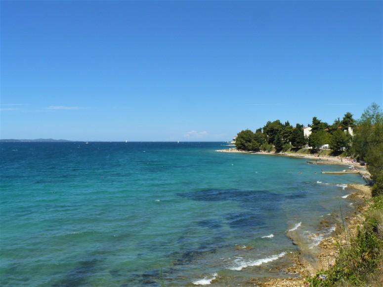 zadar beach 1