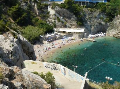dubrovnik beach 1