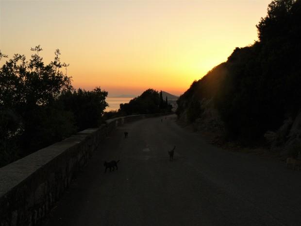 dubrovnik sunset 4