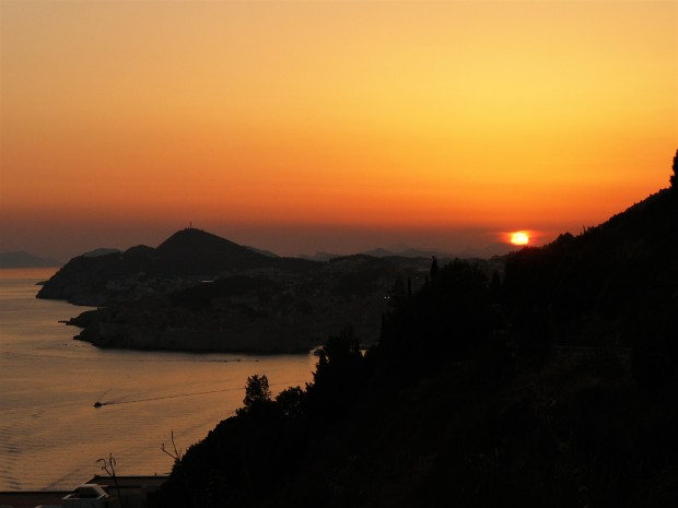 dubrovnik sunset 5