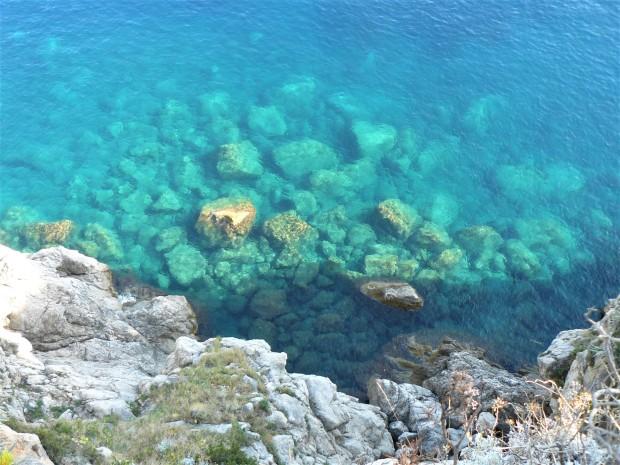 dubrovnik walk sea 2