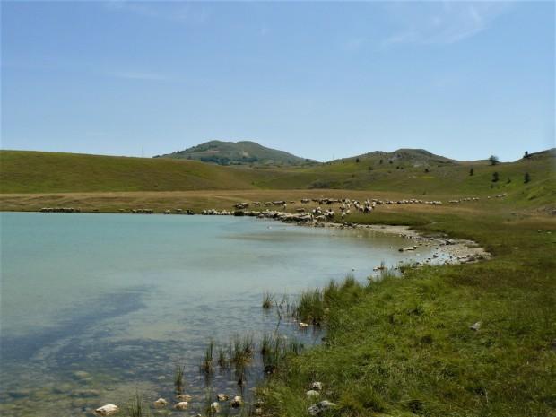 montenegro bike ride lake 2