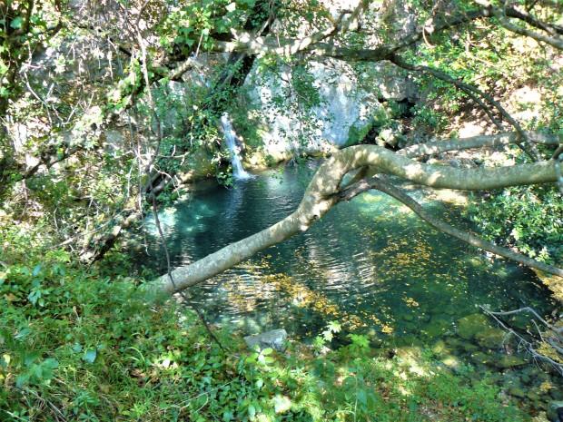 montenegro hike blue lagoon