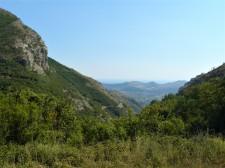 montenegro hike stari bar