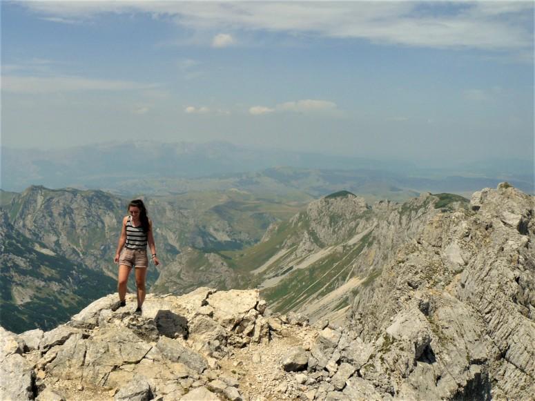 montenegro tallest peak