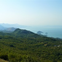 Montenegro lake skadar